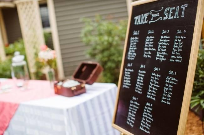 Mint Backyard wedding in Northern Ontario {Caroline Ross Photography} 22