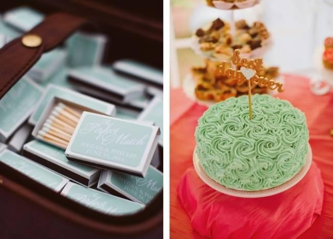 Mint Backyard wedding in Northern Ontario {Caroline Ross Photography} 23