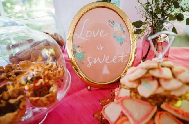 Mint Backyard wedding in Northern Ontario {Caroline Ross Photography} 24