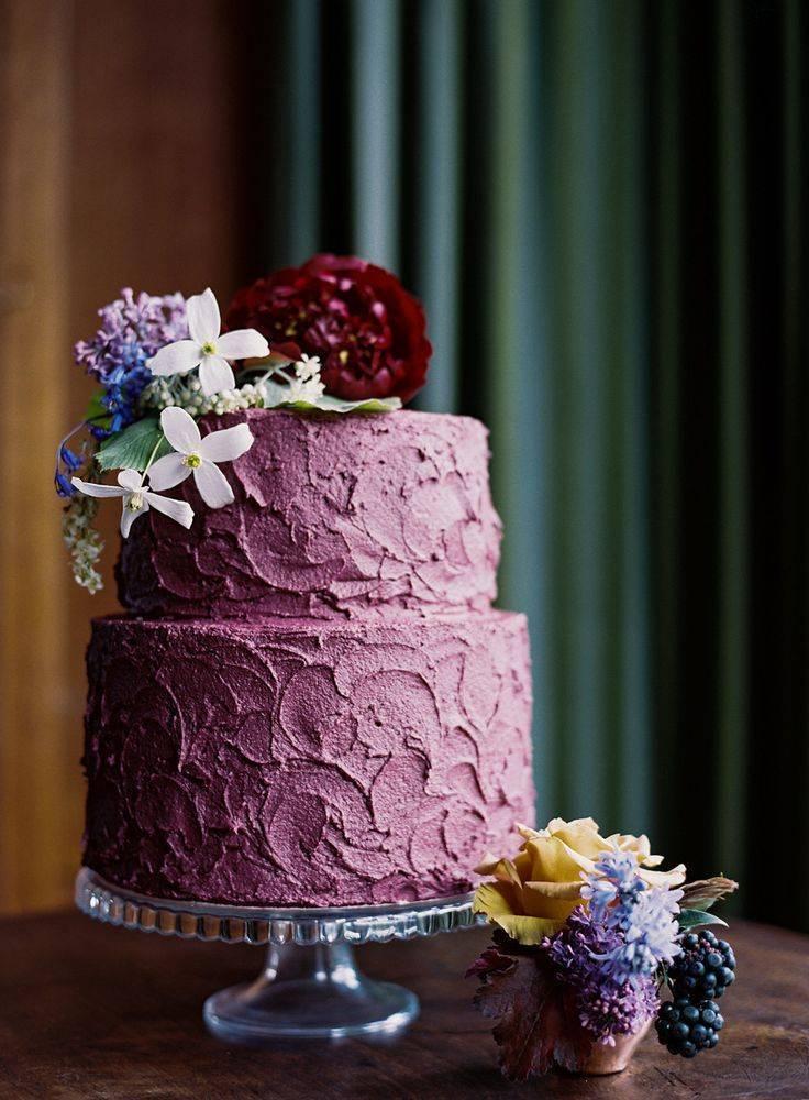 Prettiest Purple Cakes 2 -PHOTOGRAPHY BY ANN KATHRIN KOCH via smp