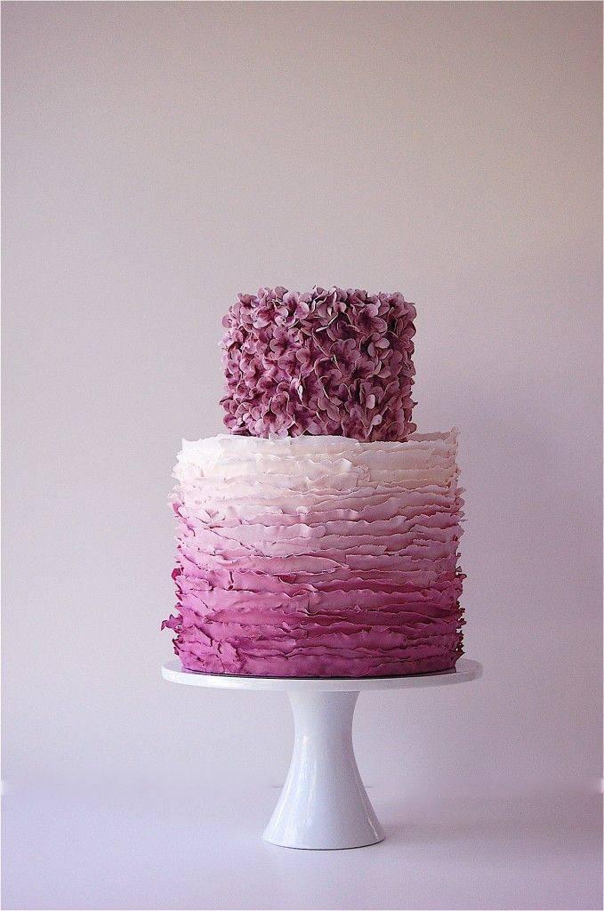 Prettiest Purple Cakes 9 – Maggie Austin