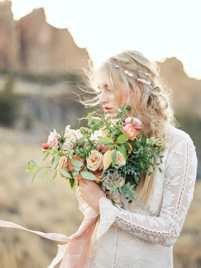 River Bridal Inspiration from Bend, Oregon {Connie Whitlock} 10