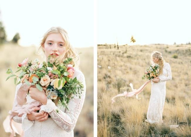 River Bridal Inspiration from Bend, Oregon {Connie Whitlock} 12
