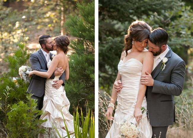 Rustic Woodland Mountain Wedding {Gilmore Studios} 17