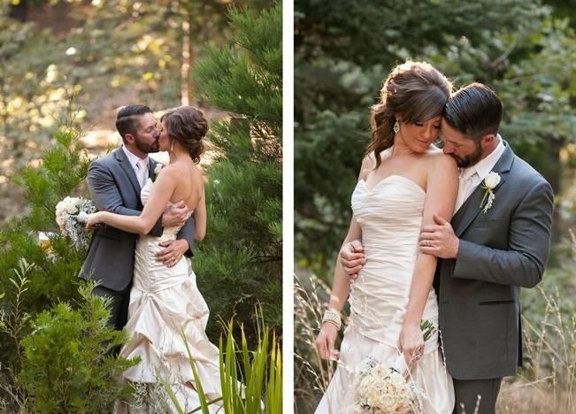 Rustic Woodland Mountain Wedding {Gilmore Studios} 17