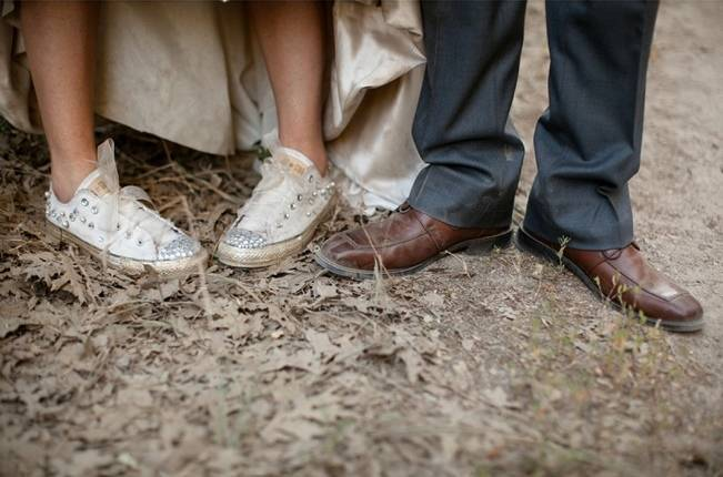 Rustic Woodland Mountain Wedding {Gilmore Studios} 18
