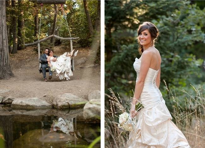 Rustic Woodland Mountain Wedding {Gilmore Studios} 19