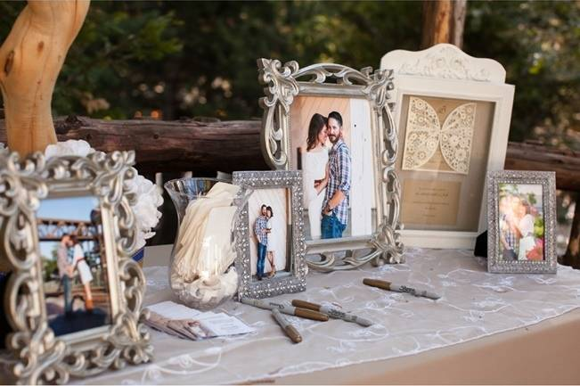 Rustic Woodland Mountain Wedding {Gilmore Studios} 22