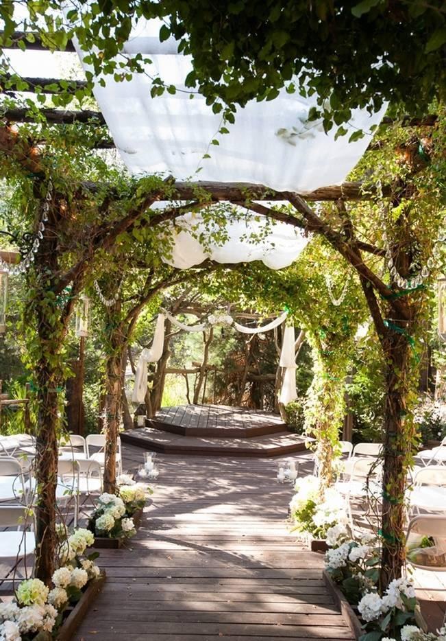 Rustic Woodland Mountain Wedding {Gilmore Studios} 7