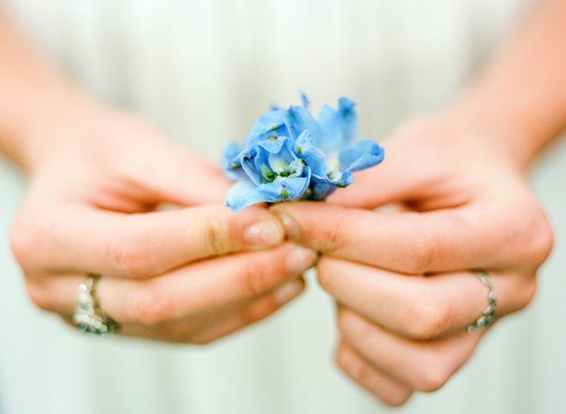Something Blue Styled Shoot - We Are Roz 10