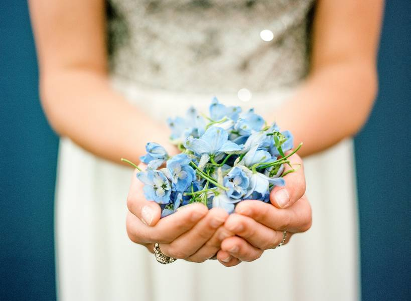 Something Blue Styled Shoot - We Are Roz 4