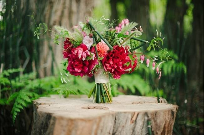The Poet & The Botanist A Woodland Styled Shoot {Wilton Photography} 1