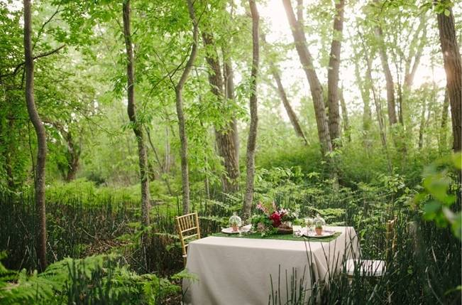 The Poet & The Botanist A Woodland Styled Shoot {Wilton Photography} 4