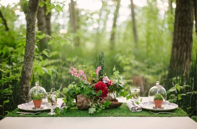 The Poet & The Botanist A Woodland Styled Shoot {Wilton Photography} 5