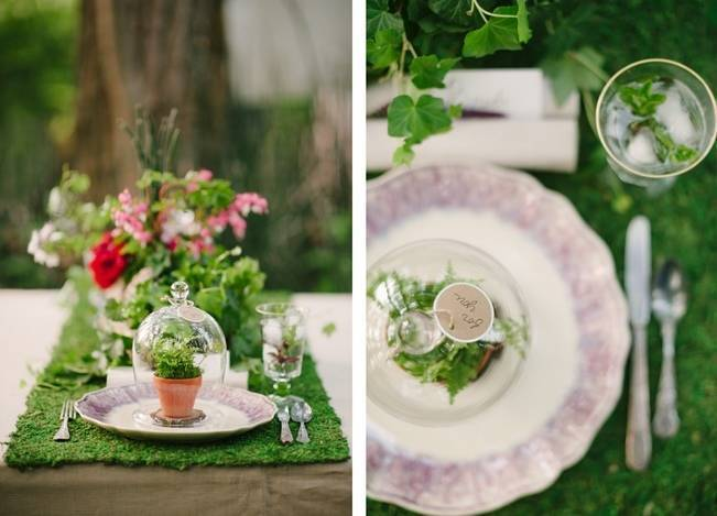 The Poet & The Botanist A Woodland Styled Shoot {Wilton Photography} 6