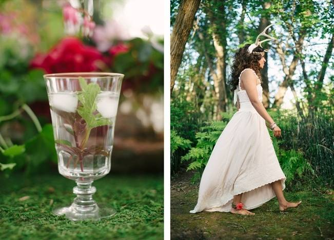 The Poet & The Botanist A Woodland Styled Shoot {Wilton Photography} 8