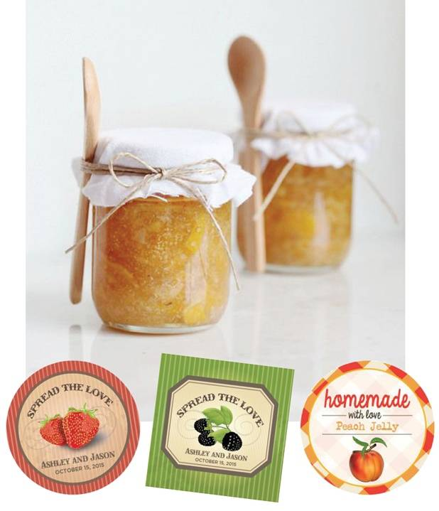 icustomlabel custom food jar labels