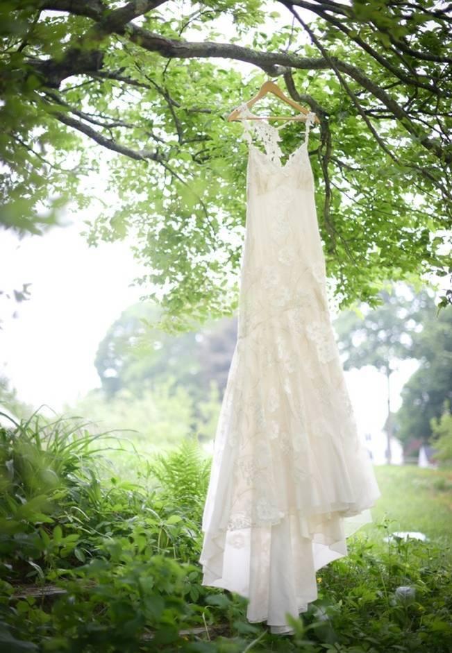 Blue + Yellow Country Chic Bridal Inspiration {Dani Fine Photography} 2