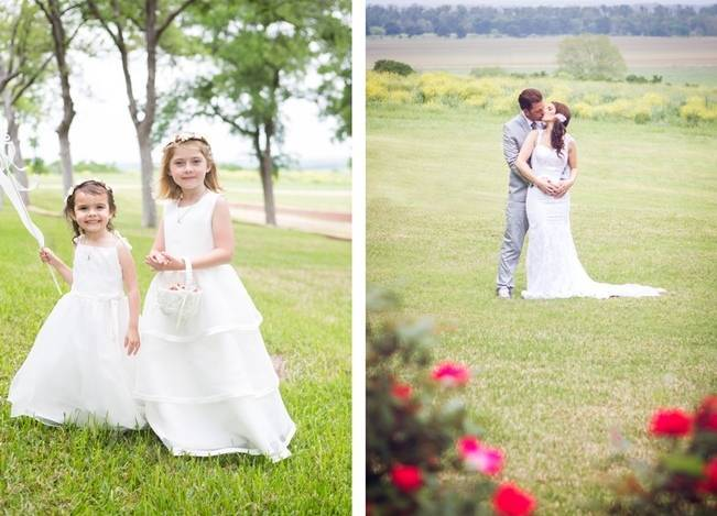 Elegant + Rustic Texas Wedding {Shelly Taylor Photography} 10