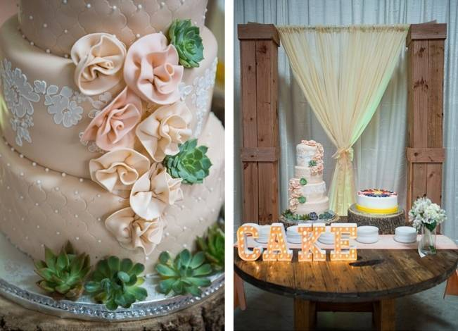 Elegant + Rustic Texas Wedding {Shelly Taylor Photography} 12