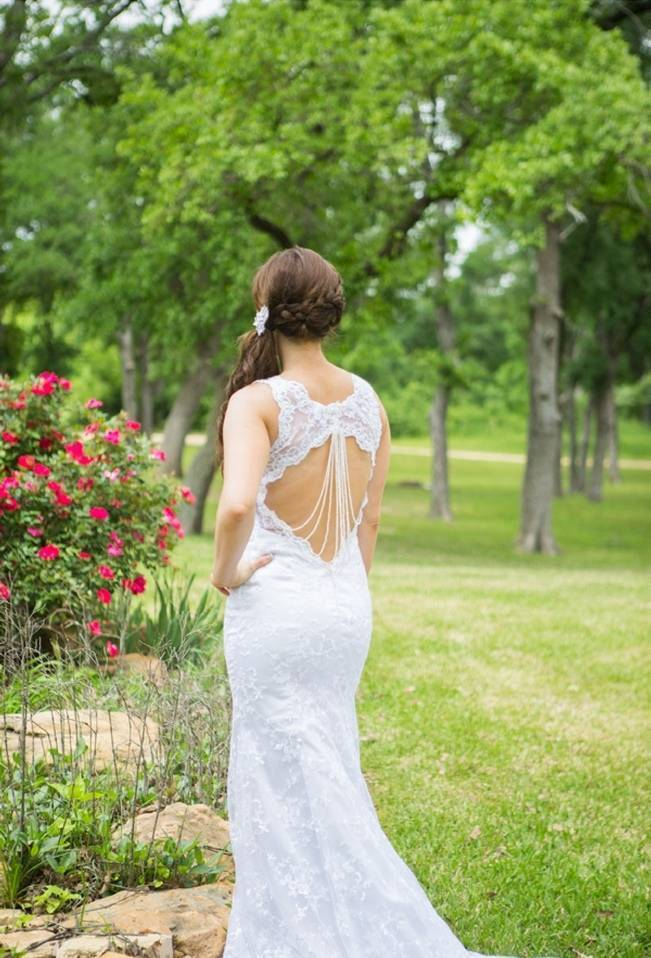 Elegant + Rustic Texas Wedding {Shelly Taylor Photography} 3