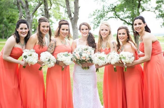 Elegant + Rustic Texas Wedding {Shelly Taylor Photography} 5