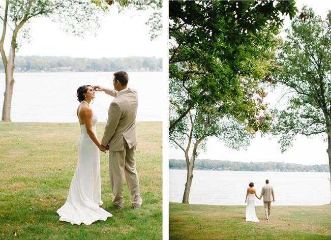 Plum Lakeside Ohio Wedding {Mindy Sue Photography} 13