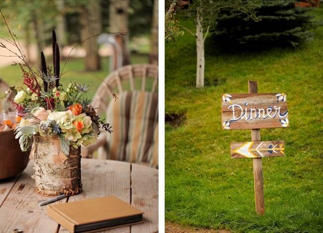 Rustic Autumn Red Cliff Ranch Wedding {Pepper Nix Photography} 13