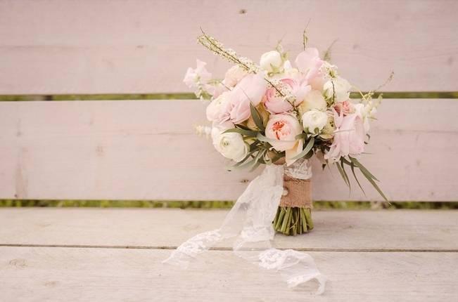Rustic Peach Blossom Styled Shoot {Wedding Eve} 12