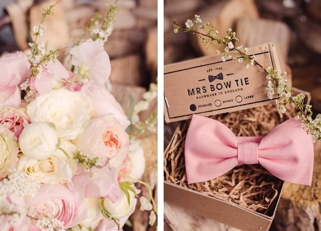 Rustic Peach Blossom Styled Shoot {Wedding Eve} 13