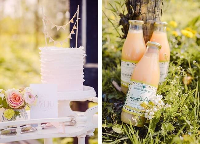 Rustic Peach Blossom Styled Shoot {Wedding Eve} 19