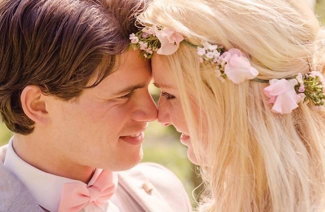 Rustic Peach Blossom Styled Shoot {Wedding Eve} 9