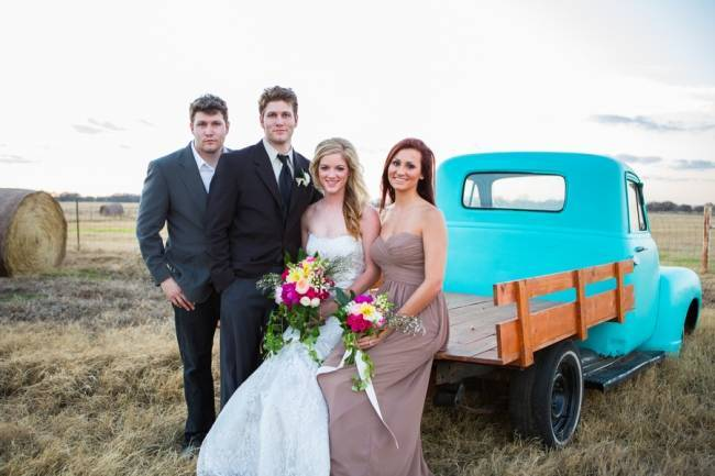 Rustic Sunset Styled Shoot at Vintage Oaks Ranch {Shelly Taylor Photography} 13