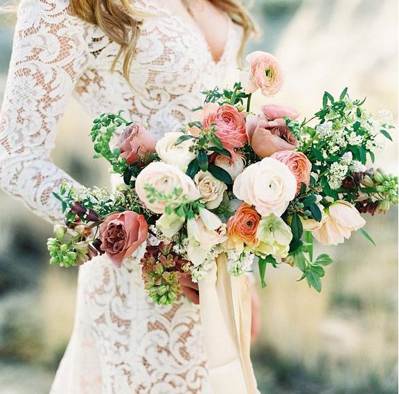 Tinge Floral Instagram