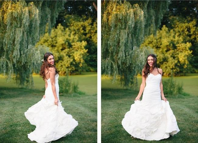 Wildflower Bridal Inspiration at Stray Cat Flower Farm {The Light + Color} 2