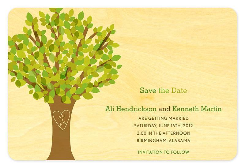 leafy-tree-spring-save-the-date-wood-wedding-d