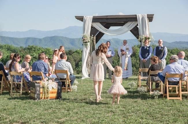 DIY Wedding in the Smoky Mountains {Star Noir Studio} 12