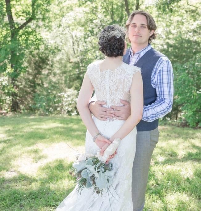DIY Wedding in the Smoky Mountains {Star Noir Studio} 15