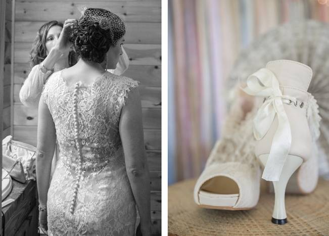 DIY Wedding in the Smoky Mountains {Star Noir Studio} 2