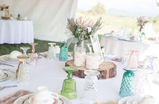 DIY Wedding in the Smoky Mountains {Star Noir Studio} 24