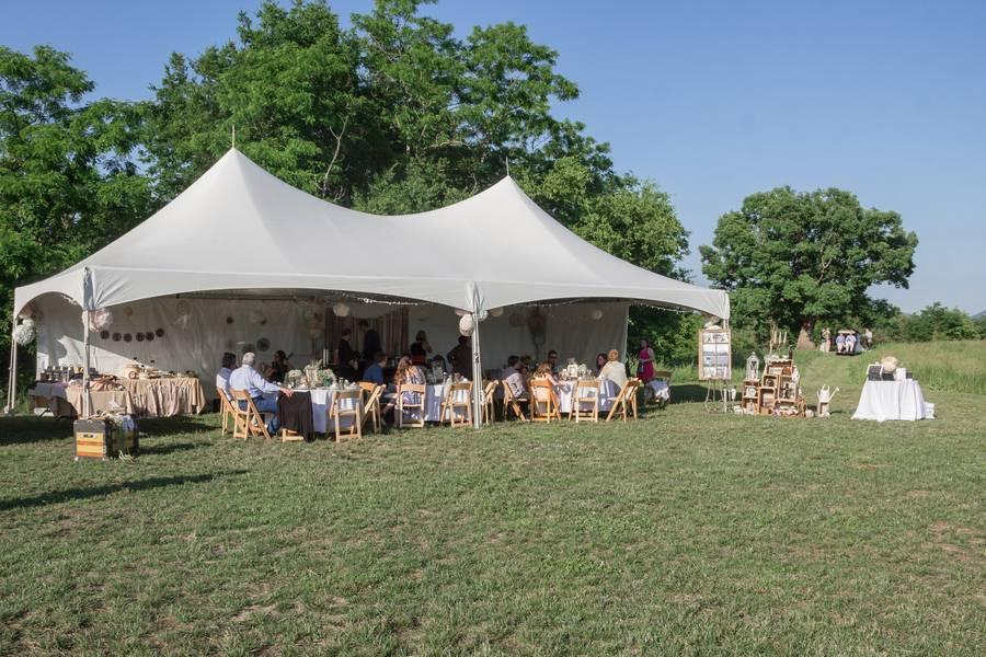 DIY Wedding in the Smoky Mountains {Star Noir Studio} 25