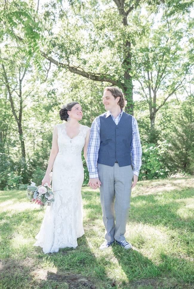 DIY Wedding in the Smoky Mountains {Star Noir Studio} 26