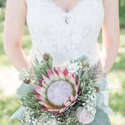 DIY Wedding in the Smoky Mountains {Star Noir Studio}