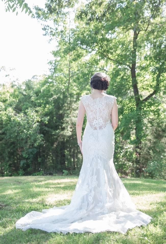 DIY Wedding in the Smoky Mountains {Star Noir Studio} 6