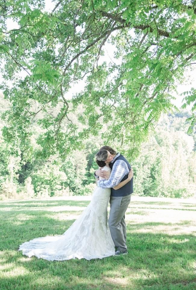 DIY Wedding in the Smoky Mountains {Star Noir Studio} 8