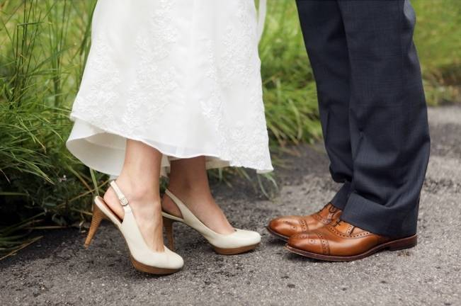 Misty Mountain Wedding at Millcreek Inn {Logan Walker Photography} 10