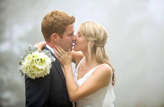 Misty Mountain Wedding at Millcreek Inn {Logan Walker Photography} 12