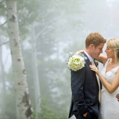 Mountain Wedding at Millcreek Inn {Logan Walker Photography}
