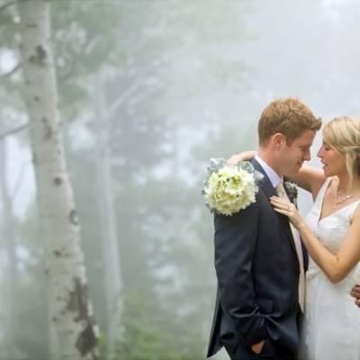Mountain Wedding at Millcreek Inn {Logan Walker Photography}