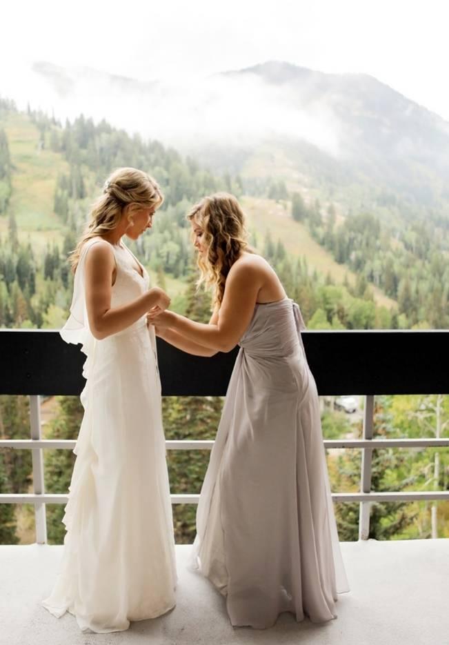 Misty Mountain Wedding at Millcreek Inn {Logan Walker Photography} 3